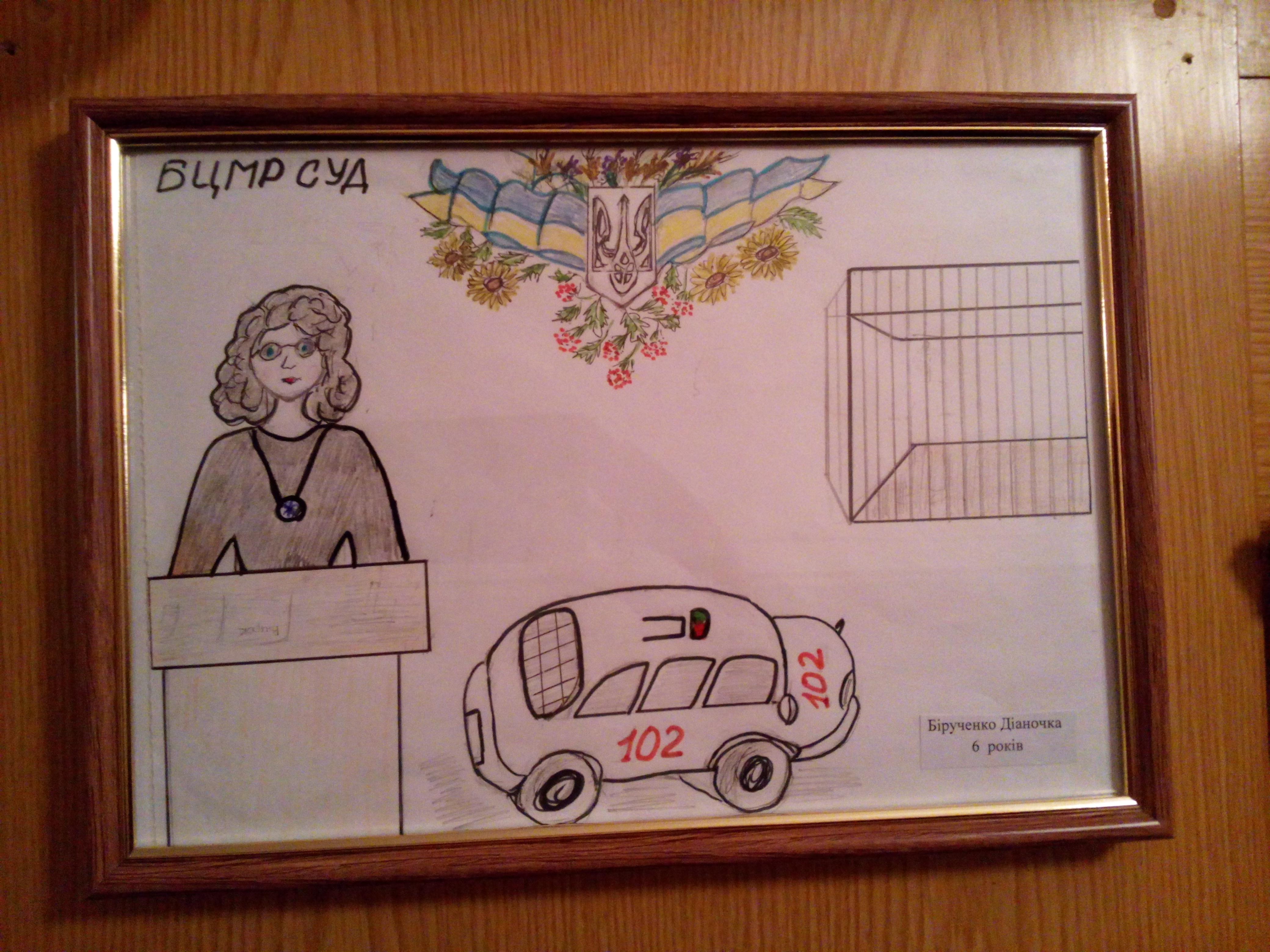 Бірученко Діана 6 років